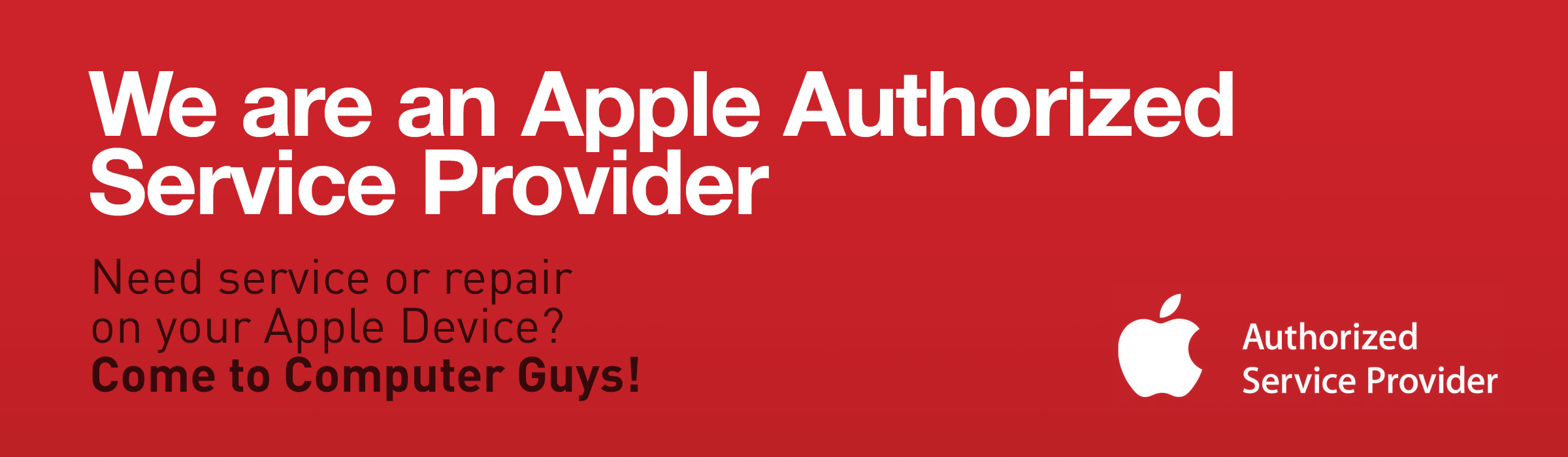 Apple Authorized Service Provider